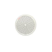 Cool Inspiration Mini Button