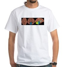 Connectogram/brain Regions T-Shirt