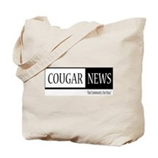 Cute Cougar Tote Bag