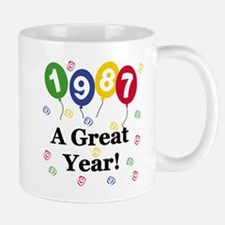 1987 A Great Year Mug