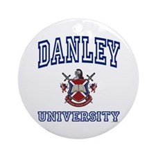 DANLEY University Ornament (Round)