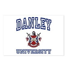 DANLEY University Postcards (Package of 8)