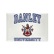 DANLEY University Rectangle Magnet