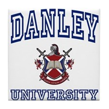 DANLEY University Tile Coaster