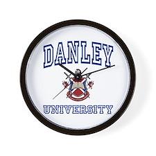 DANLEY University Wall Clock