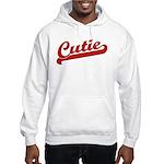 Cutie Hooded Sweatshirt