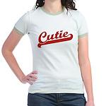 Cutie Jr. Ringer T-Shirt