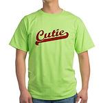 Cutie Green T-Shirt