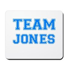 TEAM JONES Mousepad