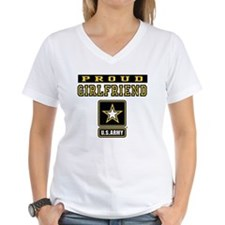 Proud Girlfriend U.S. Army Shirt