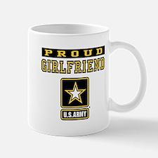 Proud Girlfriend U.S. Army Mug