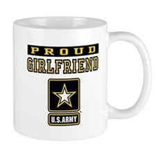 Proud Girlfriend U.S. Army Mug