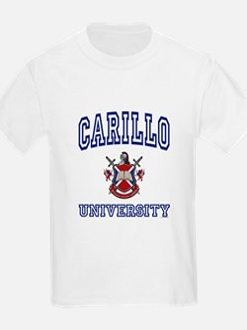 CARILLO University T-Shirt