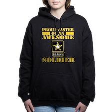 Proud U.S. Army Sister Women's Hooded Sweatshirt