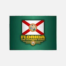 Florida (v15) 5'x7'Area Rug