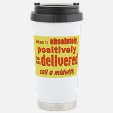 Baby catcher Travel Mug