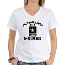 Proud U.S. Army Grandma Shirt