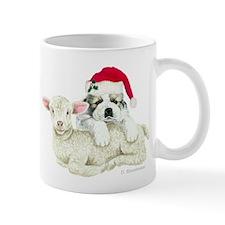 Pyr Pup/Lamb Christmas Mug