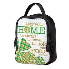 Irish Proverb Neoprene Lunch Bag