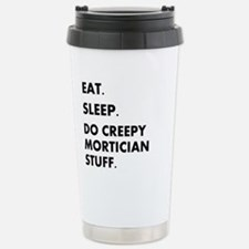 Unique Mortician Travel Mug