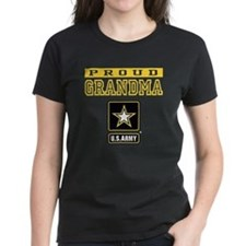 Proud Grandma U.S. Army Tee