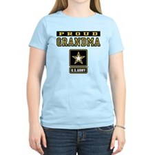 Proud Grandma U.S. Army T-Shirt