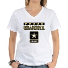 Proud Grandma U.S. Army Shirt