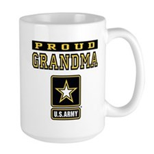 Proud Grandma U.S. Army Mug