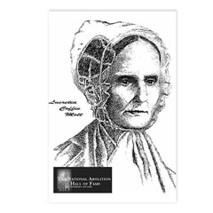 Lucretia Coffin Mott Postcards (Package of 8)