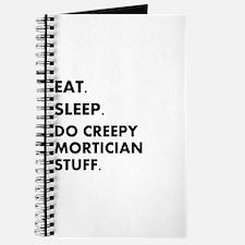 Cool Embalming Journal