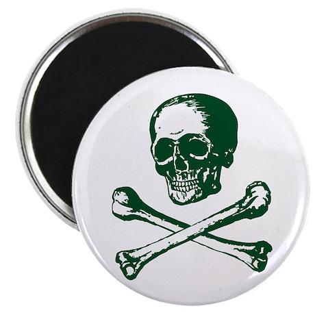 Masonic Skull and Crossbones Magnet