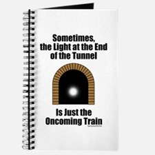 Oncoming Train Journal