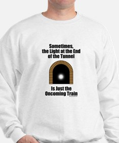 Oncoming Train Sweatshirt