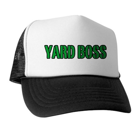 Yard Boss Trucker Hat