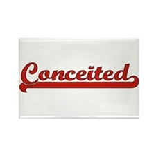 Conceited Rectangle Magnet