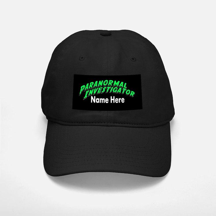 Paranormal Investigator Baseball Hat