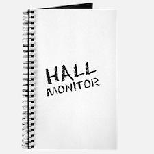 Hall Monitor Funny School Journal