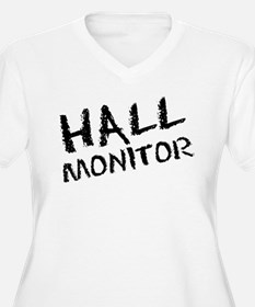 Hall Monitor Funny School T-Shirt