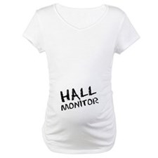 Hall Monitor Funny School Shirt
