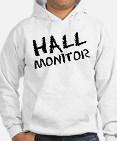 Hall Monitor Funny School Hoodie