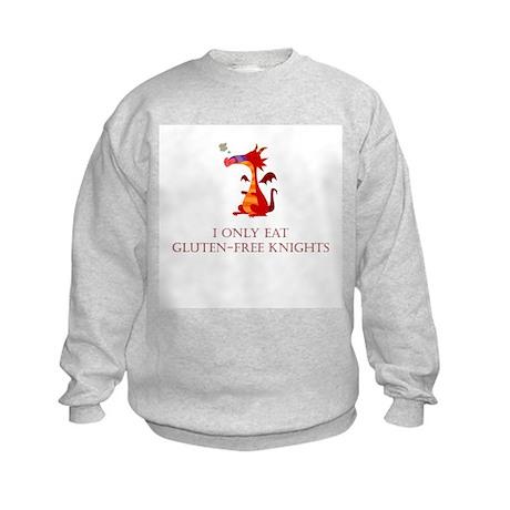 Gluten Free Dragon Kids Sweatshirt
