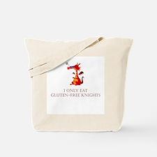 Gluten Free Dragon Tote Bag