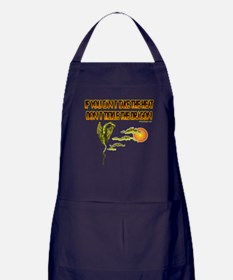 IF YOU CANT TAKE THE HEAT Apron (dark)