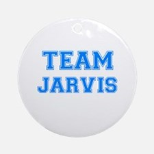 TEAM JARVIS Ornament (Round)