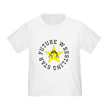 Future Wrestling Star T-Shirt