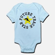 Future Track Star Body Suit