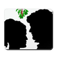Elizabeth & Darcy Mousepad