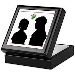 Elizabeth & Darcy Keepsake Box