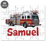 Samuel Firetruck Puzzle