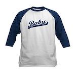 Baby Kids Baseball Jersey